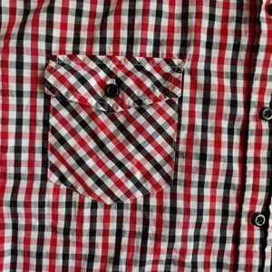 RUDE Shirts - Rude Men's Button Shirt